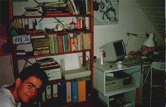oude kamer